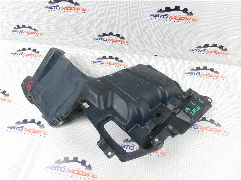 Защита двигателя Toyota Wish ZNE10-0301655 1ZZ-FE 2006 передняя левая