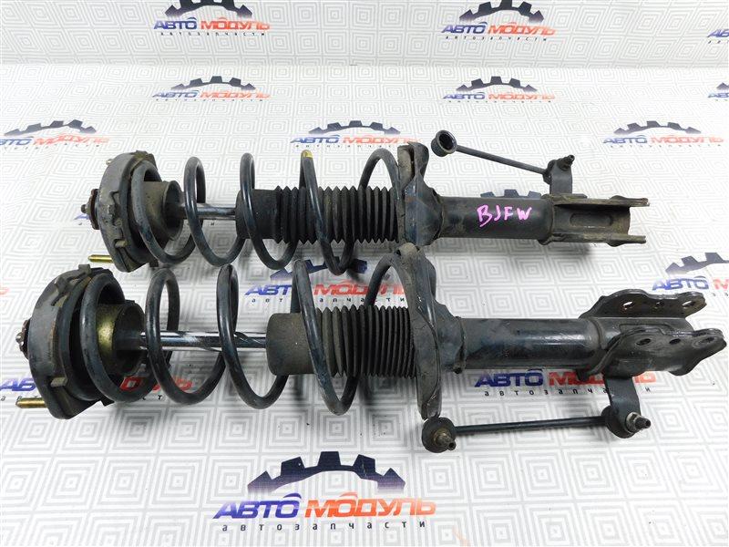 Стойка Mazda Familia S-Wagon BJFW-104603 FS 2000 задняя правая
