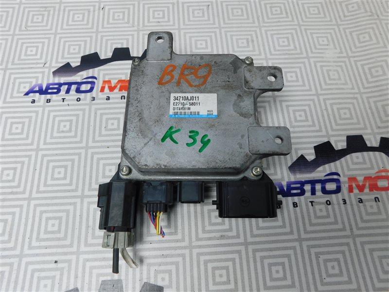Блок управления рулевой рейкой Subaru Legacy BR9-007335 EJ253 2009