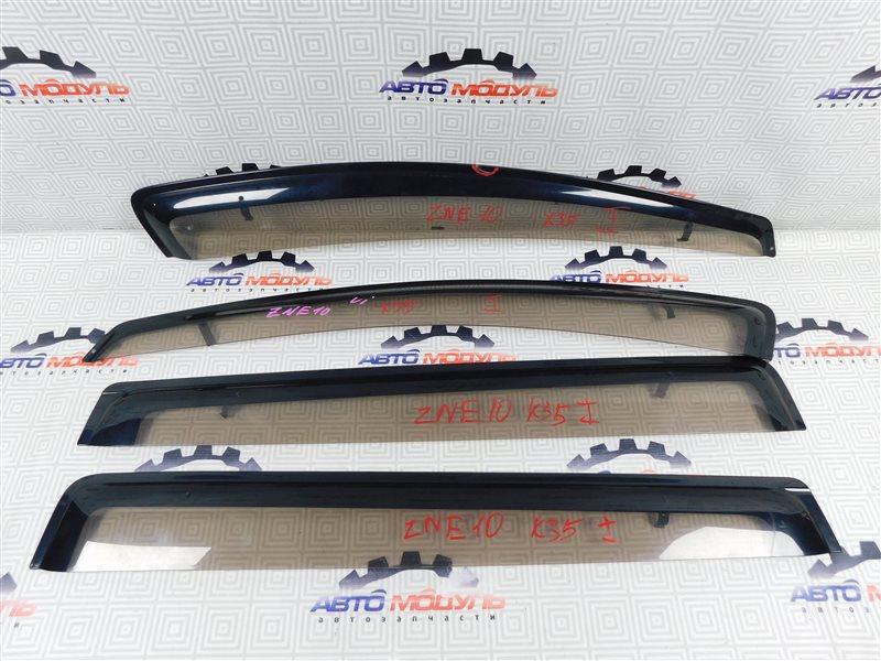 Ветровики Toyota Wish ZNE10-0402970 1ZZ-FE 2008