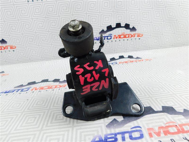 Подушка двигателя Toyota Allex NZE121-0388102 1NZ-FE 2006 левая