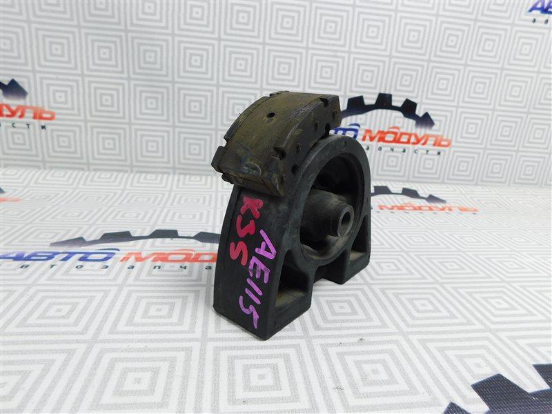 Подушка двигателя Toyota Sprinter Carib AE115-0063529 7A-FE 2000 передняя