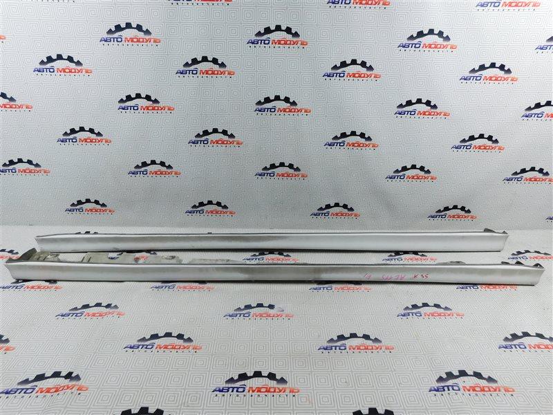 Порог Toyota Sprinter Carib AE115-0063529 7A-FE 2000