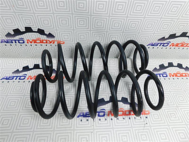 Пружина Toyota Platz NCP12-0041569 1NZ-FE 2000 задняя