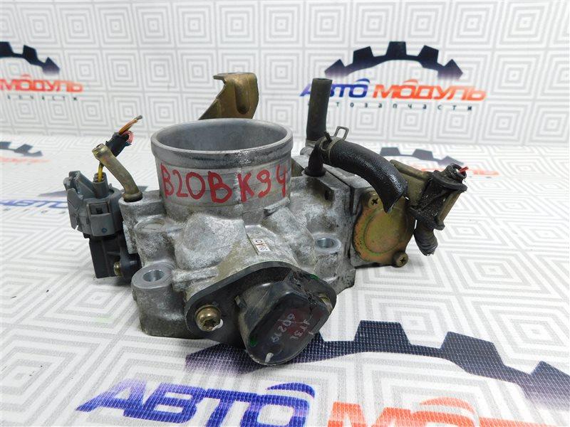 Дроссельная заслонка Honda Cr-V RD1-1046472 B20B