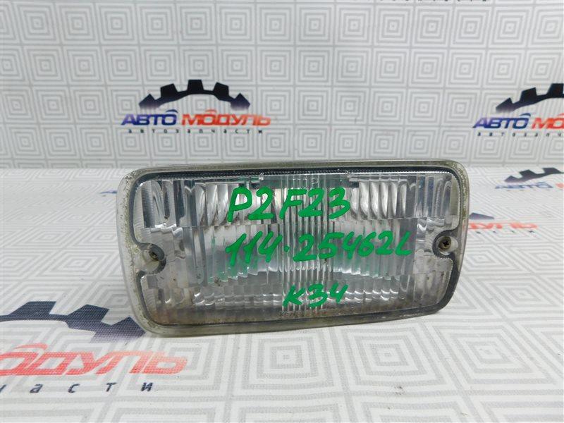 Туманка Nissan Atlas P2F23-057113 TD27 2001 левая