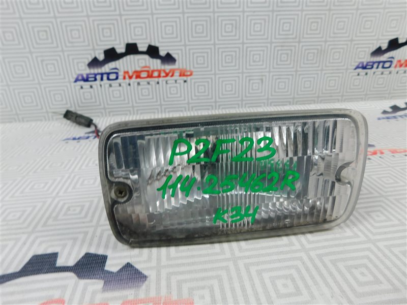 Туманка Nissan Atlas P2F23-057113 TD27 2001 правая
