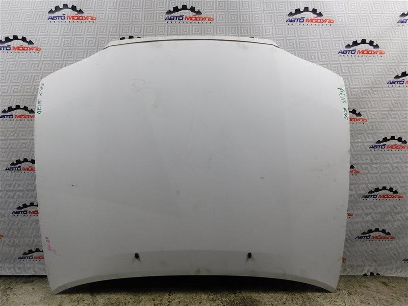 Капот Toyota Sprinter Carib AE115-0063529 7A-FE 2000