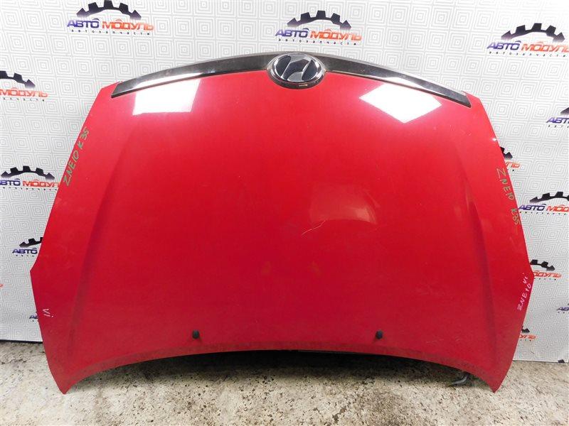Капот Toyota Wish ZNE10-0301655 1ZZ-FE 2006