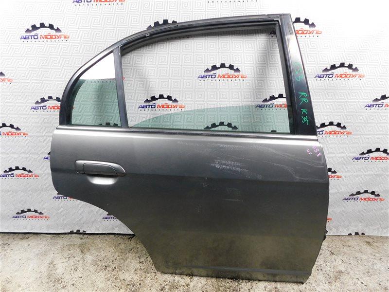 Дверь Honda Civic Ferio ES3-1400878 D17A 2004 задняя правая