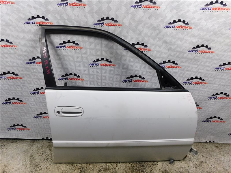 Дверь Toyota Sprinter Carib AE115-0063529 7A-FE 2000 передняя правая