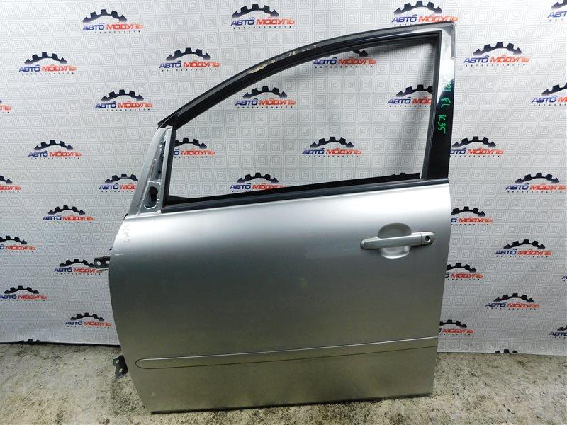 Дверь Toyota Ipsum ACM21-5072750 2AZ-FE 2003 передняя левая