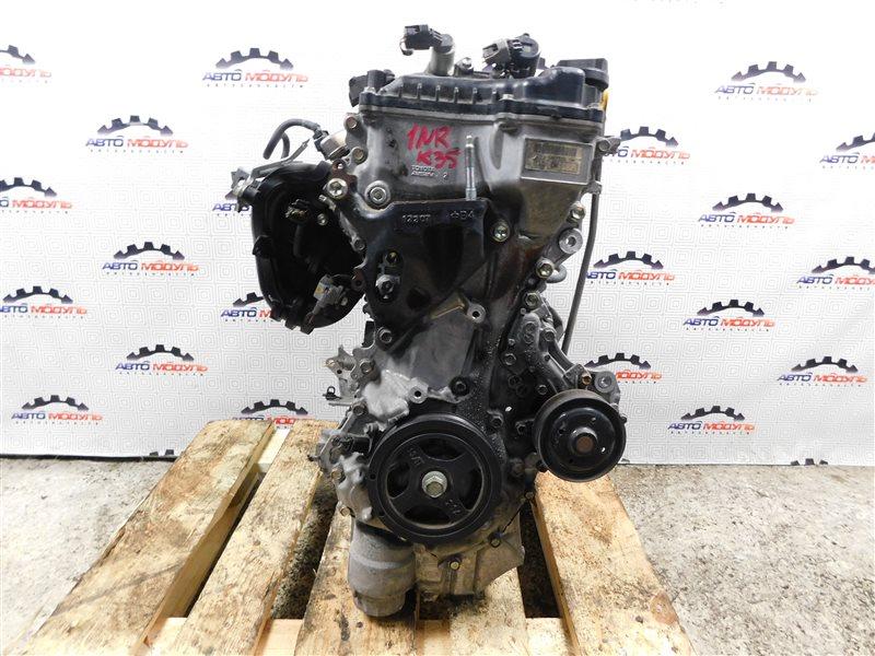 Двигатель Toyota Vitz NSP130-2064093 1NR-FE 2012