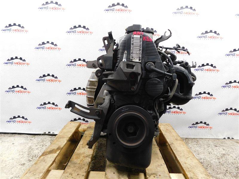 Двигатель Honda Stream RN1-1112894 D17A