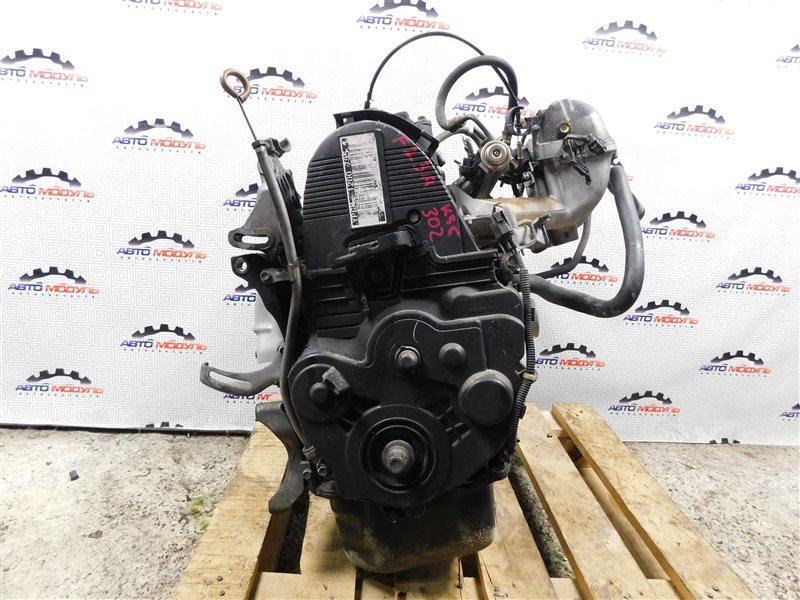 Двигатель Honda Odyssey RA6-1000996 F23A