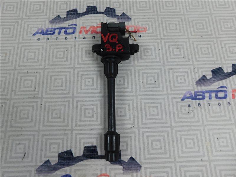 Катушка зажигания Nissan Cefiro A32 VQ20 задняя