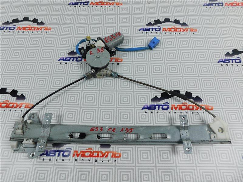 Стеклоподъемник Honda Civic Ferio ES3-1400878 D17A 2004 передний правый