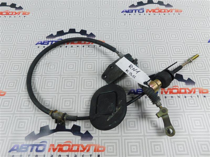 Трос переключения акпп Honda Stream RN1-1112894 D17A
