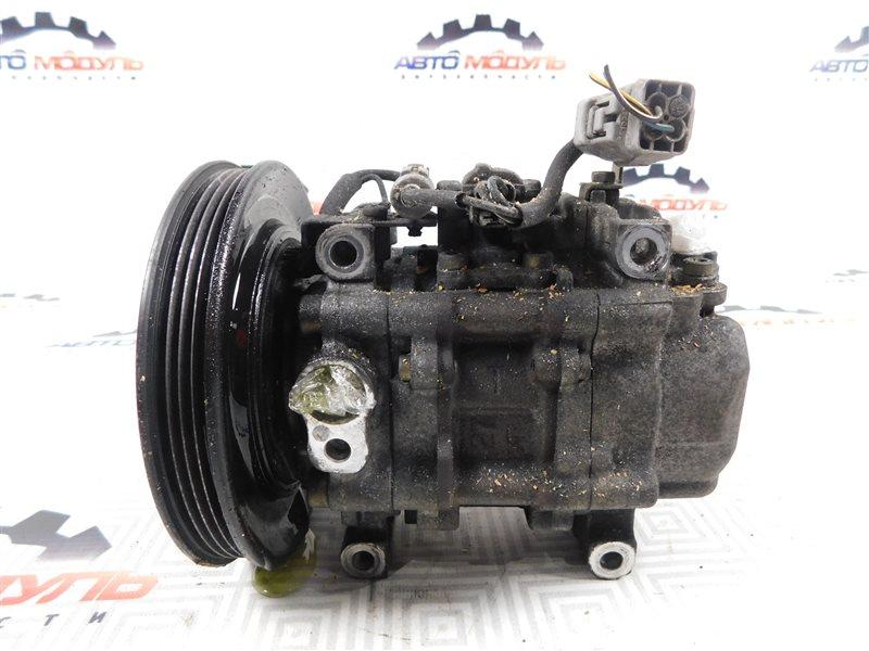 Компрессор кондиционера Toyota Sprinter AE110-7001222 5A-FE 1995