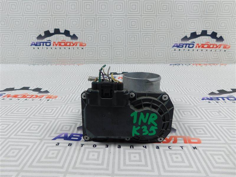 Дроссельная заслонка Toyota Vitz NSP130-2064093 1NR-FE 2012
