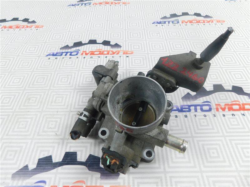 Дроссельная заслонка Toyota Isis ZNM10-0030443 1ZZ-FE 2006