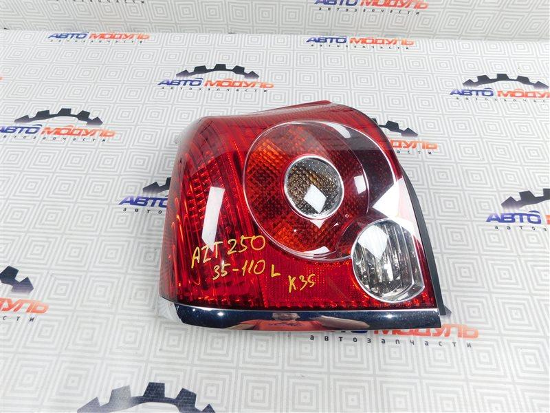 Стоп Toyota Avensis AZT250-0040599 1AZ-FSE 2007 задний левый