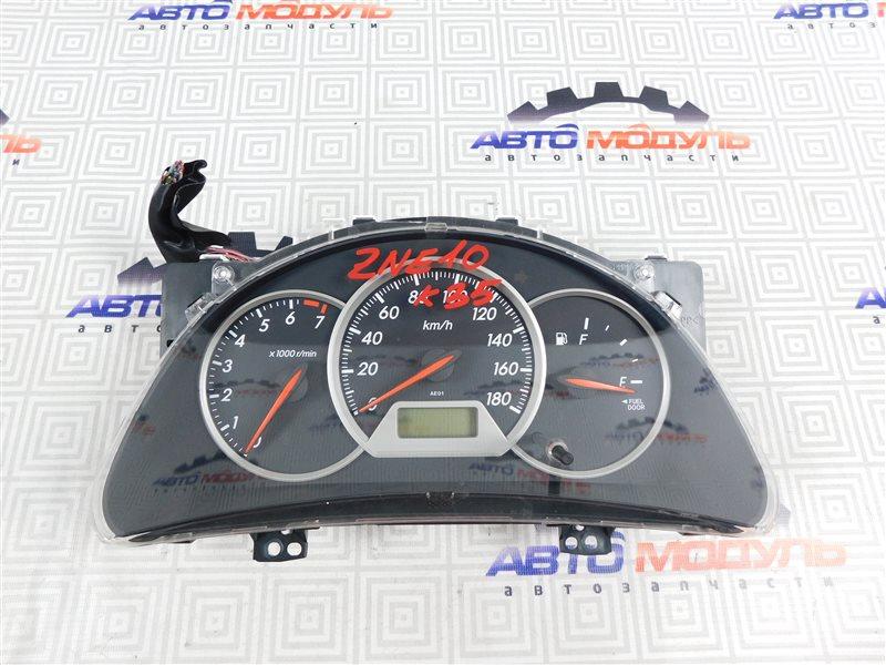 Панель приборов Toyota Wish ZNE10-0402970 1ZZ-FE 2008