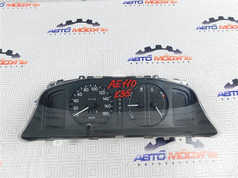 Панель приборов Toyota Sprinter AE110-7001222 5A-FE 1995