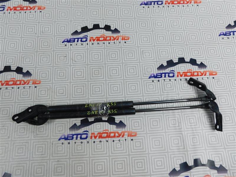 Амортизатор двери багажника Toyota Wish ZNE10-0301655 1ZZ-FE 2006 задний