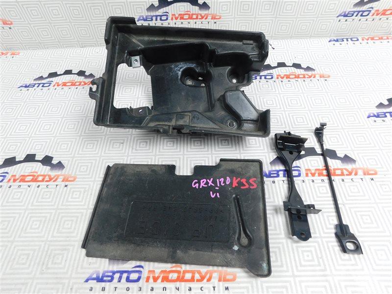 Крепление аккумулятора Toyota Mark X GRX120-0065014 4GR-FSE 2006