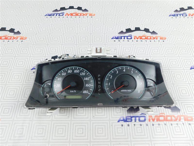 Панель приборов Toyota Allex NZE121-0388102 1NZ-FE 2006