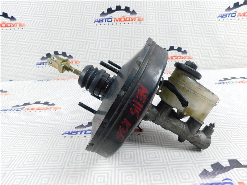 Главный тормозной цилиндр Toyota Sprinter Carib AE115-0063529 7A-FE 2000