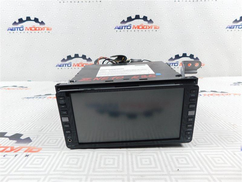 Магнитофон Toyota Wish ZNE10-0402970 1ZZ-FE 2008