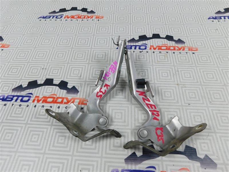 Петля капота Toyota Allex NZE121-0388102 1NZ-FE 2006
