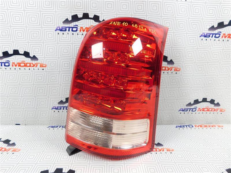 Стоп Toyota Wish ZNE10-0301655 1ZZ-FE 2006 правый