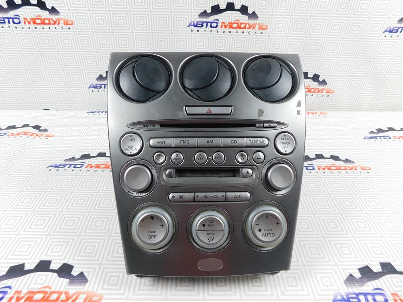 Блок управления климат-контролем Mazda Atenza GY3W-111343 L3 2003