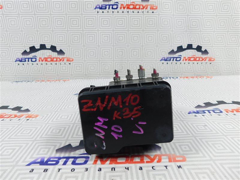 Блок abs Toyota Isis ZNM10-0030443 1ZZ-FE 2006