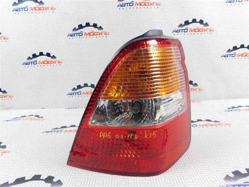 Стоп Honda Odyssey RA6-1000996 F23A задний правый