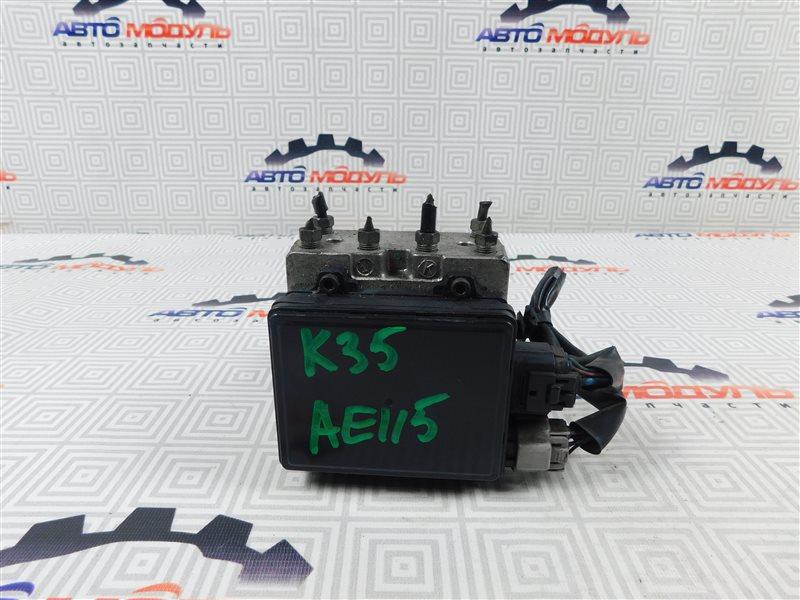 Блок abs Toyota Sprinter Carib AE115-0063529 7A-FE 2000
