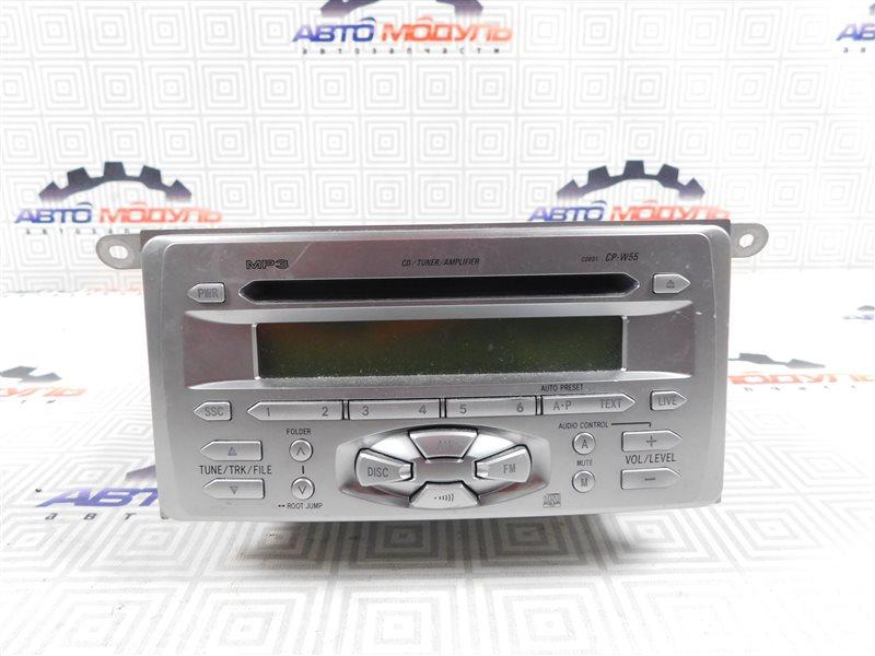 Магнитофон Toyota Isis ZNM10-0030443 1ZZ-FE 2006