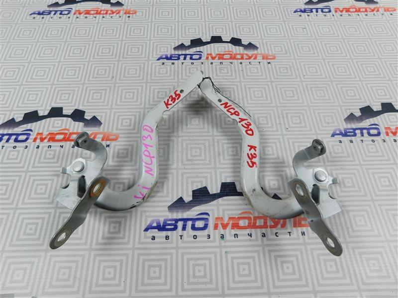 Петля капота Toyota Vitz NSP130-2064093 1NR-FE 2012
