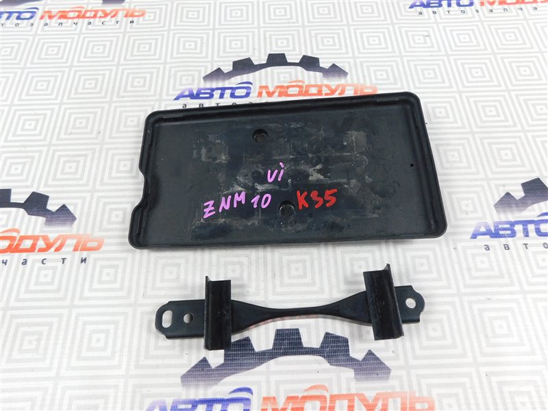 Крепление аккумулятора Toyota Isis ZNM10-0030443 1ZZ-FE 2006