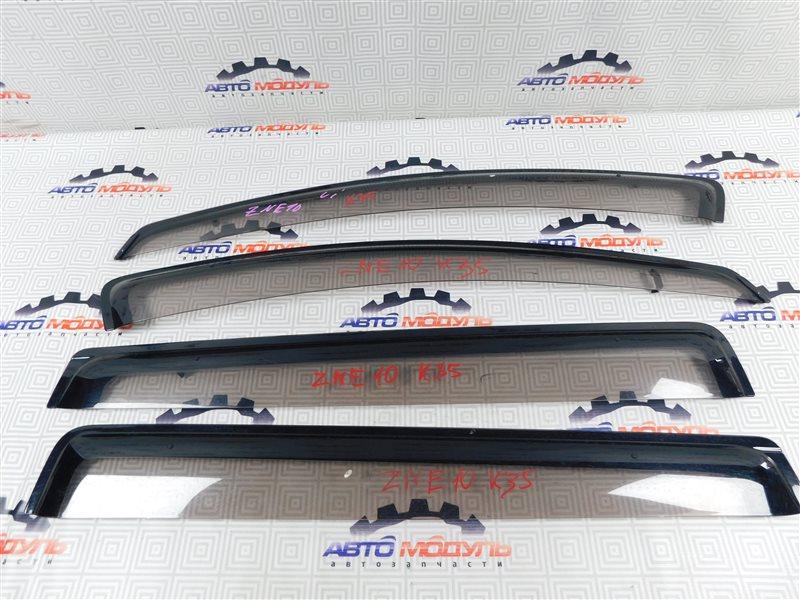 Ветровики Toyota Wish ZNE10-0301655 1ZZ-FE 2006