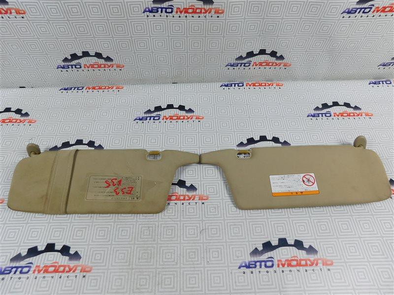 Козырек солнцезащитный Honda Civic Ferio ES3-1400878 D17A 2004