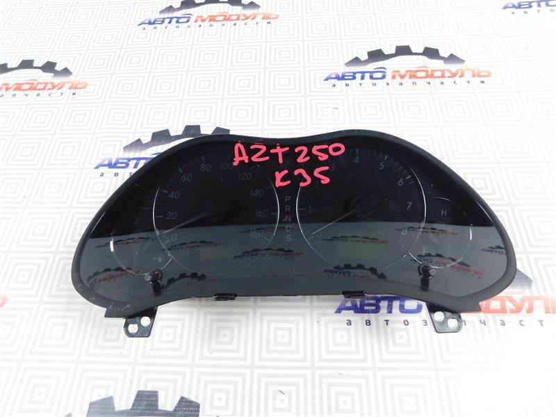 Панель приборов Toyota Avensis AZT250-0040599 1AZ-FSE 2007