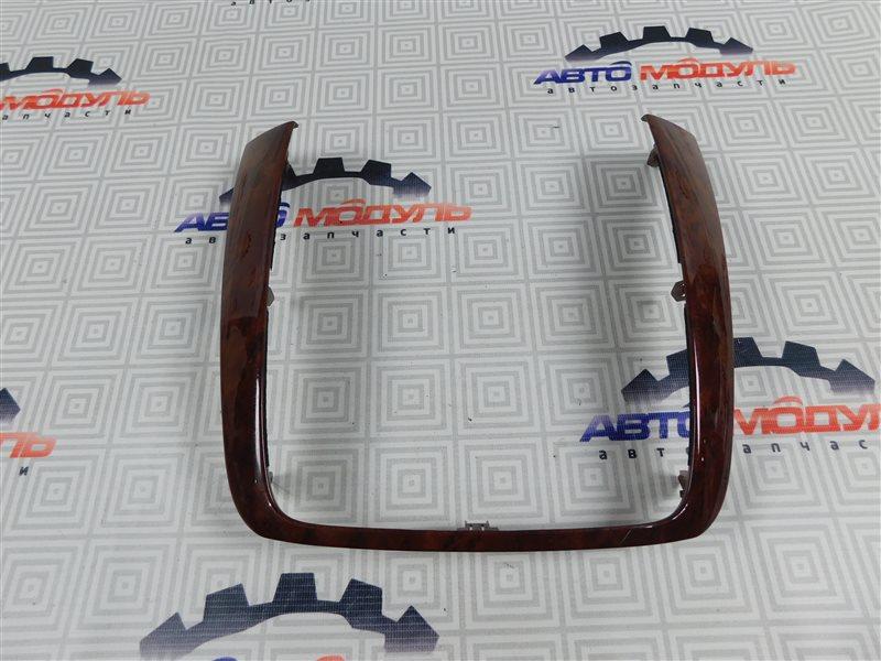 Консоль магнитофона Toyota Ipsum ACM21-5072750 2AZ-FE 2003