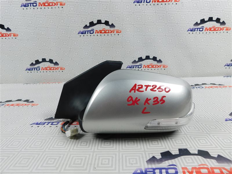Зеркало Toyota Avensis AZT250-0040599 1AZ-FSE 2007 левое