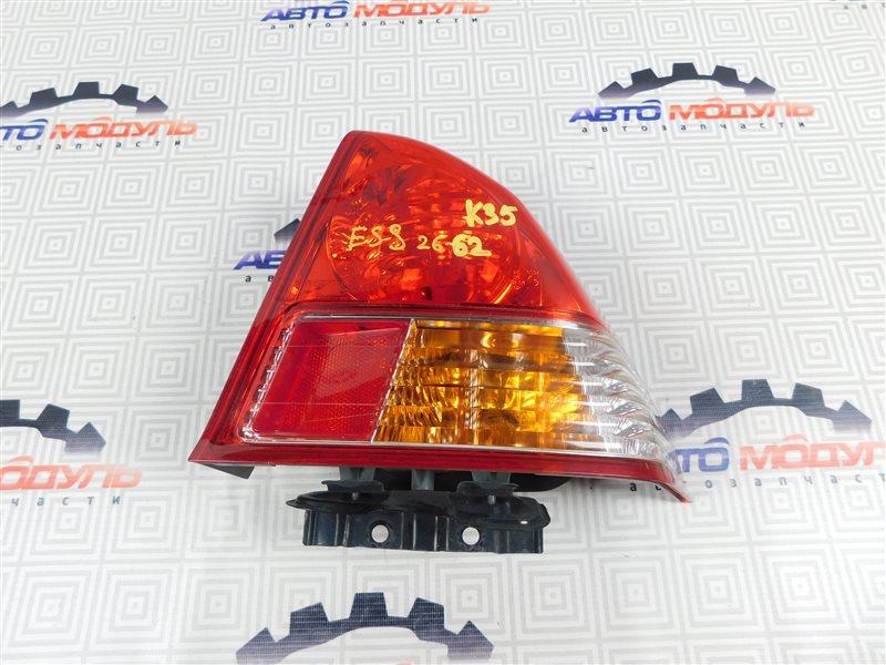 Стоп Honda Civic Ferio ES3-1400878 D17A 2004 задний правый