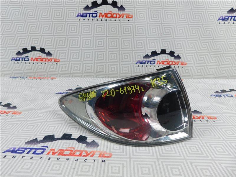 Стоп Mazda Atenza GY3W-111343 L3 2003 задний левый