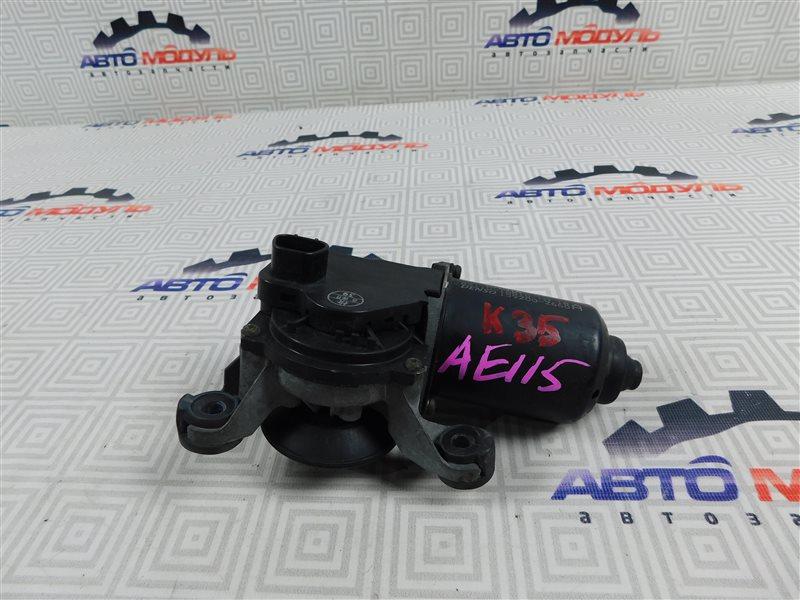 Мотор дворников Toyota Sprinter Carib AE115-0063529 7A-FE 2000 передний